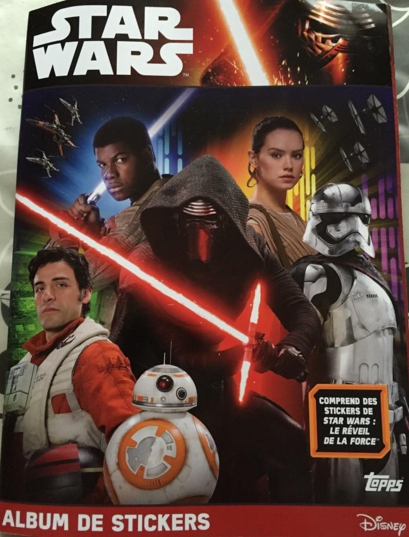 [Echange] Topic Album de stickers topps Star Wars Image31