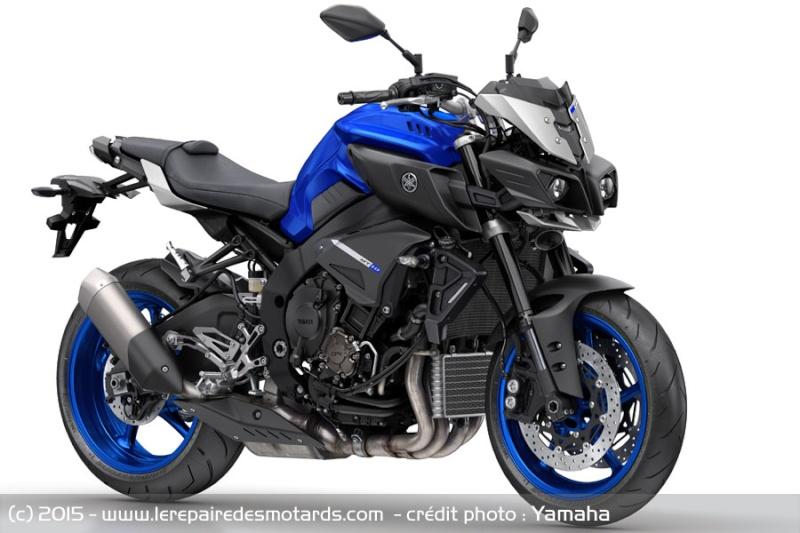 Yamaha lance la ... MT-10 ! Officiel ! Roadst10