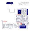 Тренажерный зал, туалеты и душевые All-ba11
