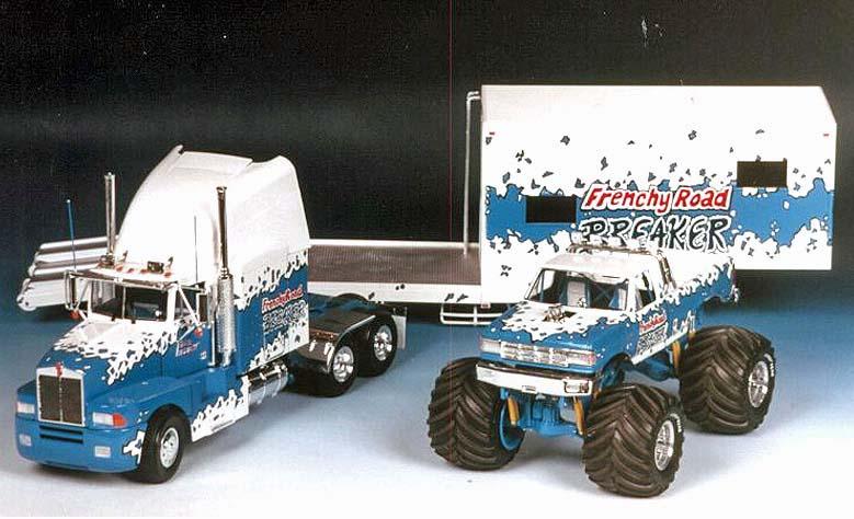 Revell Truck Racing Combo Bigfoo10