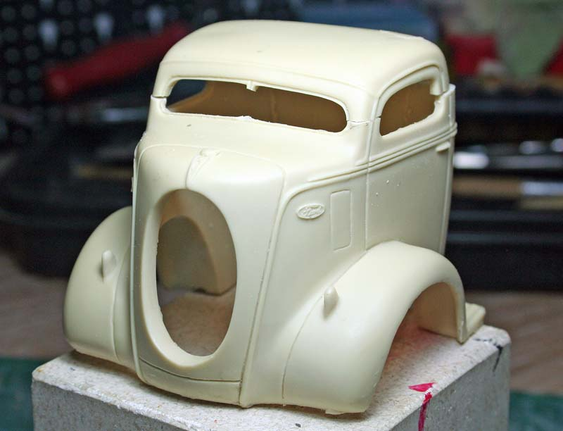 """FORD 1938 COE """" pulling"""": terminé Img_5713"""