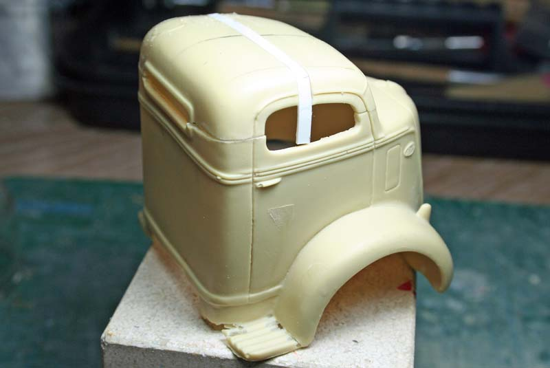 """FORD 1938 COE """" pulling"""": terminé Img_5722"""