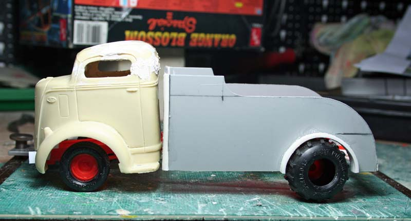 """FORD 1938 COE """" pulling"""": terminé Img_5812"""