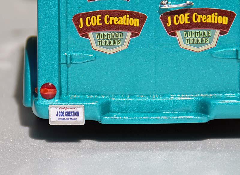 """FORD 1948 COE """"box van"""" : Terminé !!!! Img_9415"""