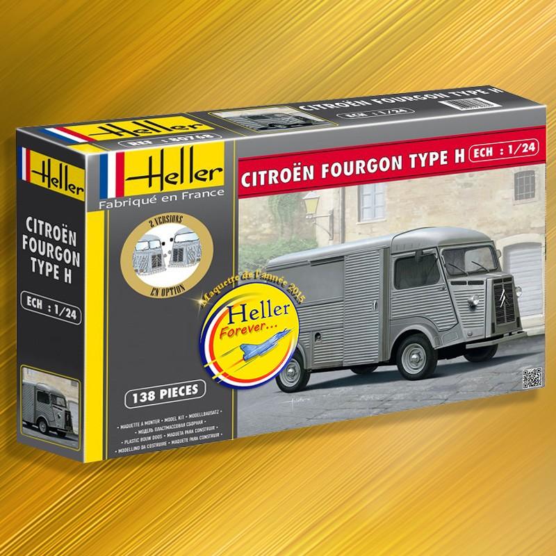 Election Heller-Forever de la maquette de l'année 2015 HELLER Citroy11