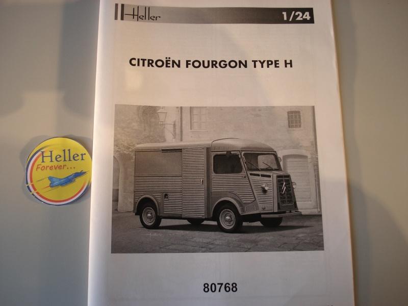 CITROEN fourgon type H  1/24e Dsc05441