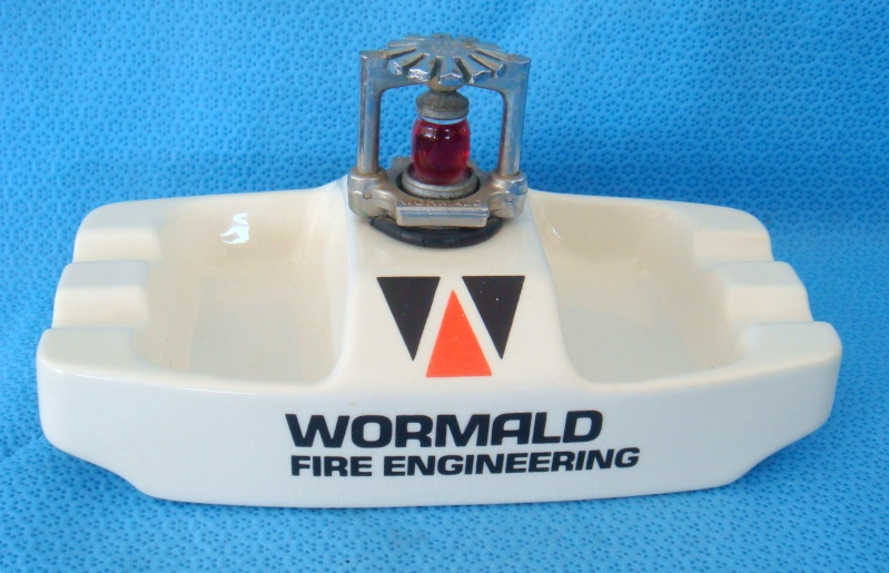 1405 Wormald Fire Engineering ashtray Dsc08918