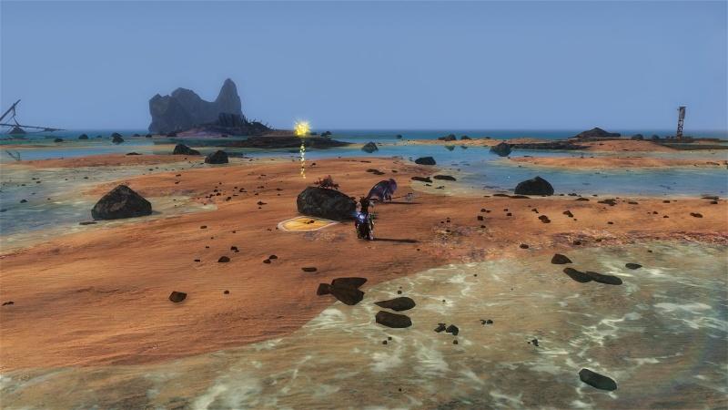 Lancer de crabe à Sud-Soleil Gw2-6418
