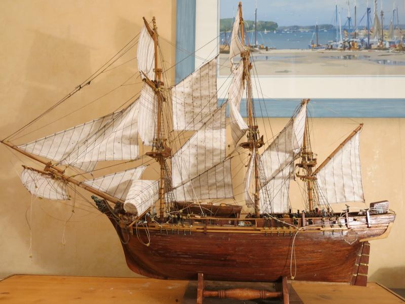 restauration Bounty del Prado au 1/48e B0010