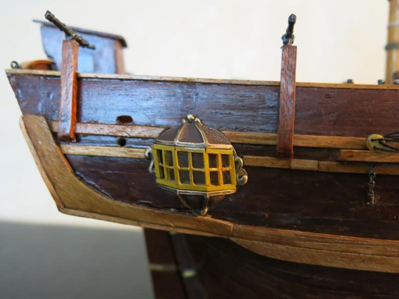 restauration Bounty del Prado au 1/48e B1010