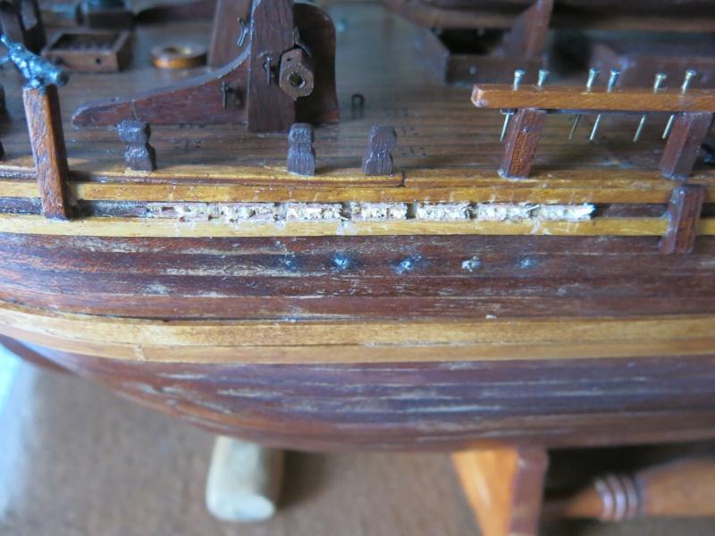 restauration Bounty del Prado au 1/48e B1011