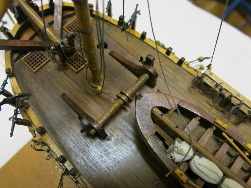 restauration Bounty del Prado au 1/48e B111
