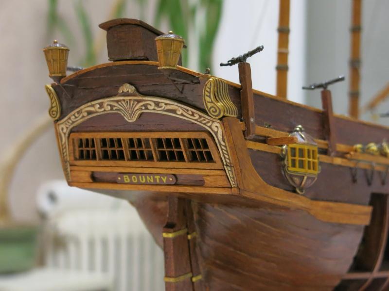 restauration Bounty del Prado au 1/48e B1110