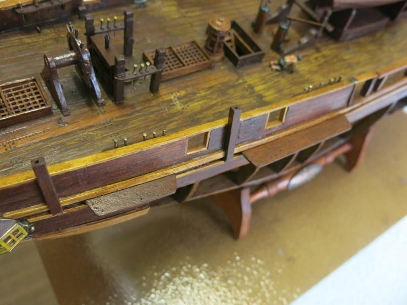 restauration Bounty del Prado au 1/48e B1112
