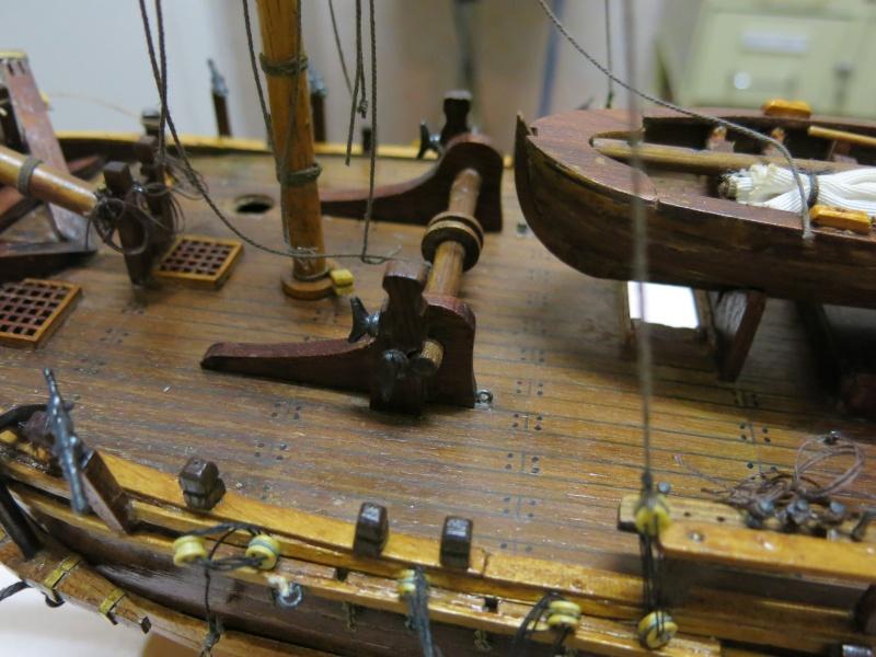 restauration Bounty del Prado au 1/48e B1411