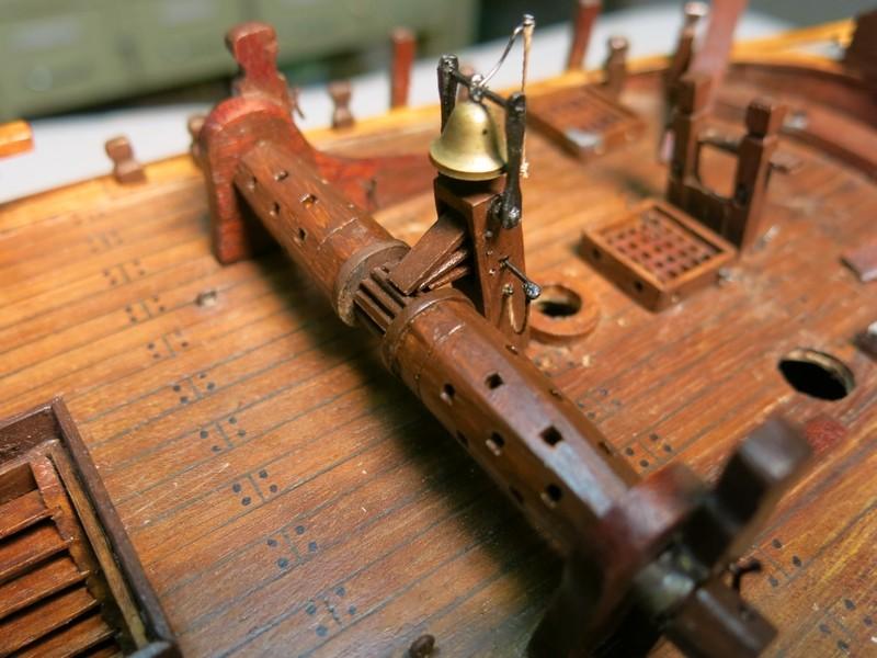 restauration Bounty del Prado au 1/48e B1710
