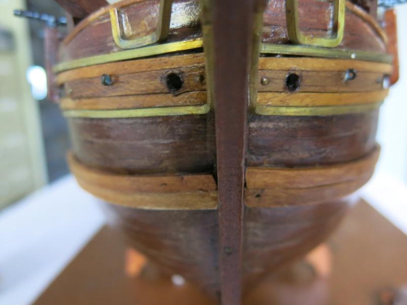 restauration Bounty del Prado au 1/48e B1711