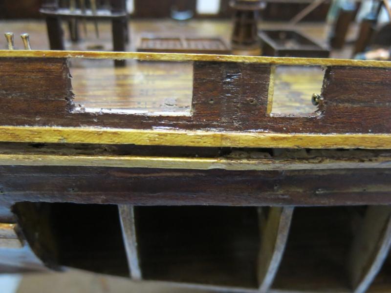 restauration Bounty del Prado au 1/48e B210