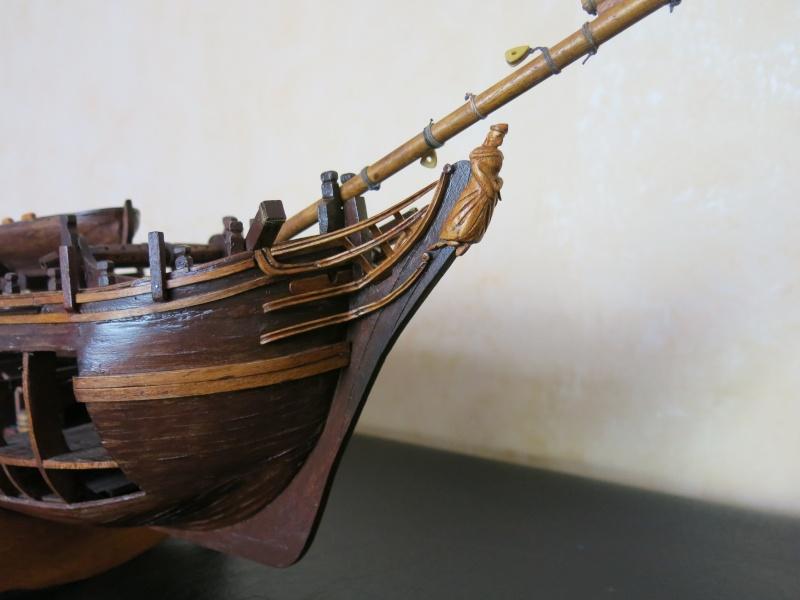 restauration Bounty del Prado au 1/48e B2111