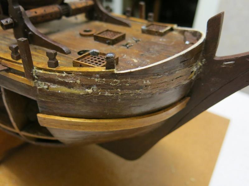 restauration Bounty del Prado au 1/48e B2811