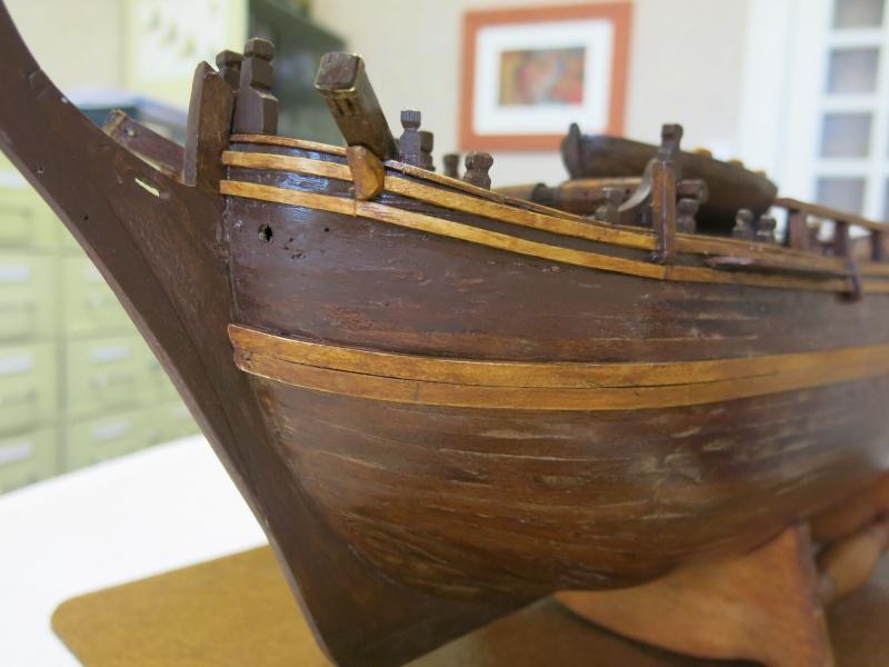 restauration Bounty del Prado au 1/48e B2911