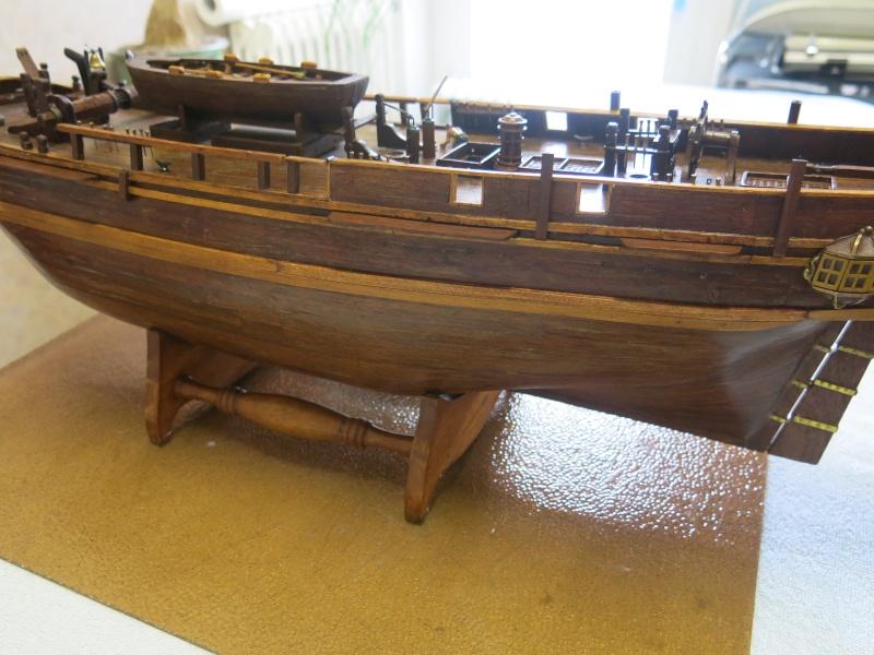 restauration Bounty del Prado au 1/48e B6_210