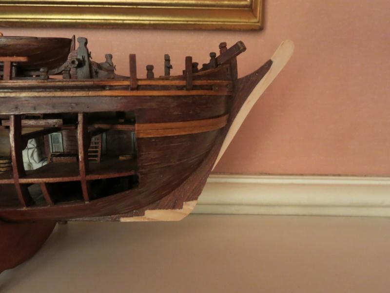 restauration Bounty del Prado au 1/48e B811