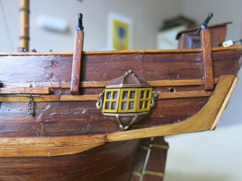 restauration Bounty del Prado au 1/48e B910