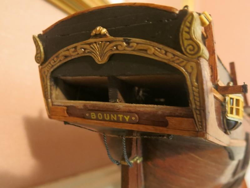 restauration Bounty del Prado au 1/48e - Page 2 T010