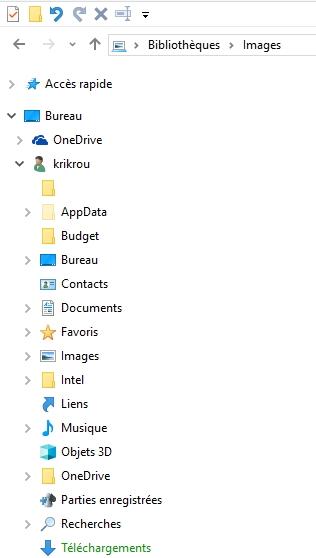 [résolu] Utilité de soulager le disque C des Docs-images-musique-vidéo. Screen21