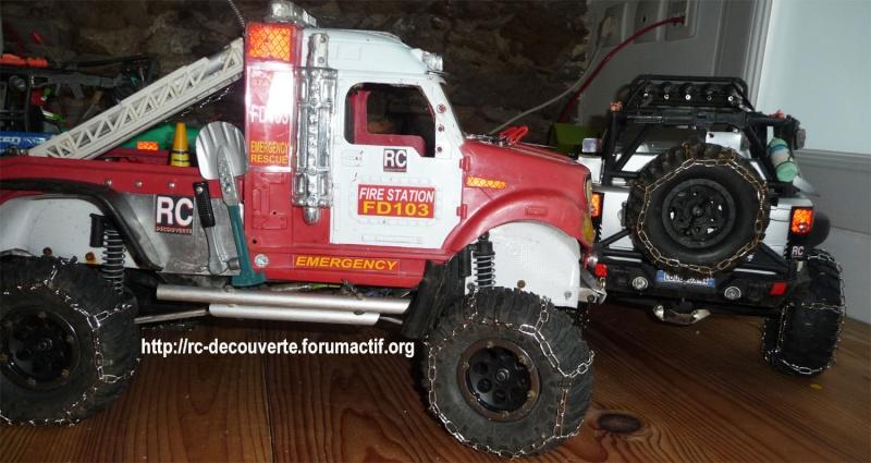 Fabriquer des chaines de roue pour SCX10 et tout Scale Trial et Crawler Chaine11