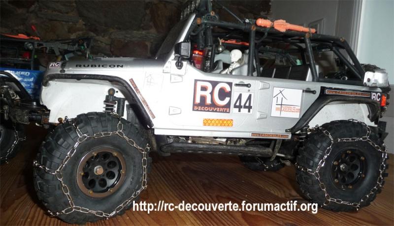 Fabriquer des chaines de roue pour SCX10 et tout Scale Trial et Crawler Chaine12
