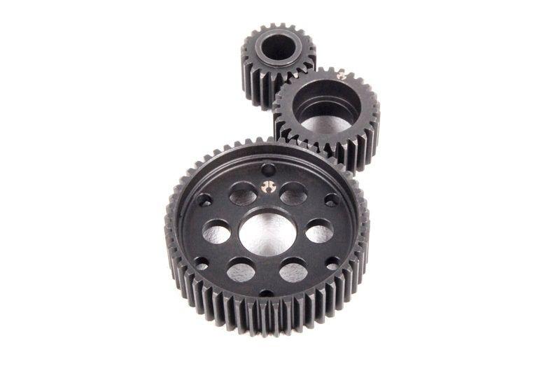Changer les pignons de boite de transmission d'origine en plastique pour des pignons en métal Pignon10