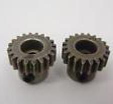 Couronne de transmission v/s pignon moteur v/s moteur : démultiplication, ratio couple et vitesse Pignon16