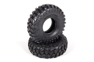 Quels pneus sont livrés sur les Axial Scx10, Que Valent les pneus Axial d'origine, En 1.9 ou 2.2, jantes et mousses sur Scale trial et Crawler Pneus-13