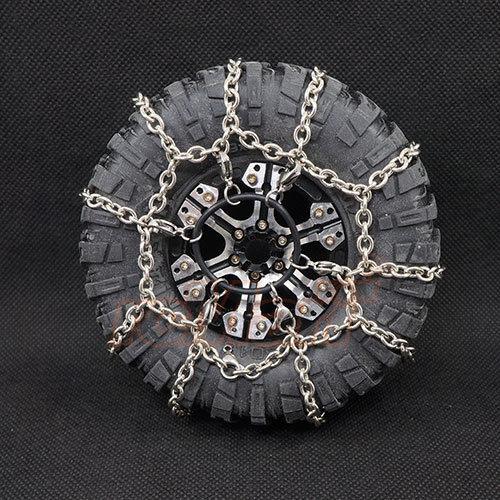 Fabriquer des chaines de roue pour SCX10 et tout Scale Trial et Crawler S-l50010