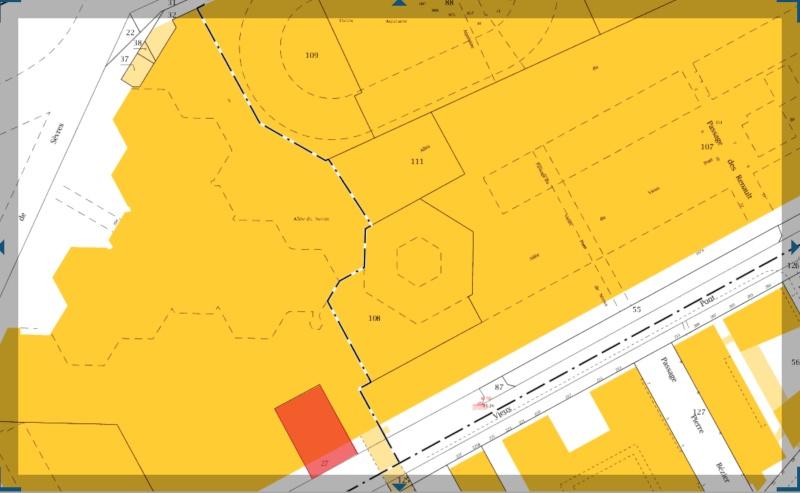 Rénovation du quartier du Pont-de-Sèvres (ANRU) - Page 2 Cadast10