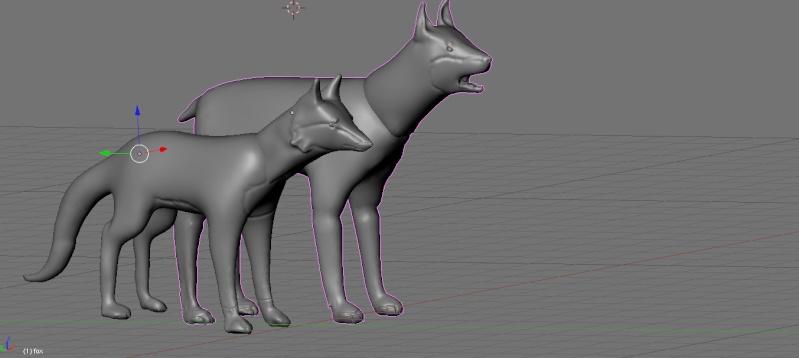 Some of my Item + prey models  Bandic26