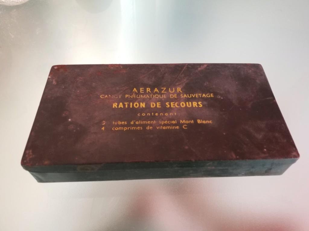 Ration de secours  aerazur 20200731