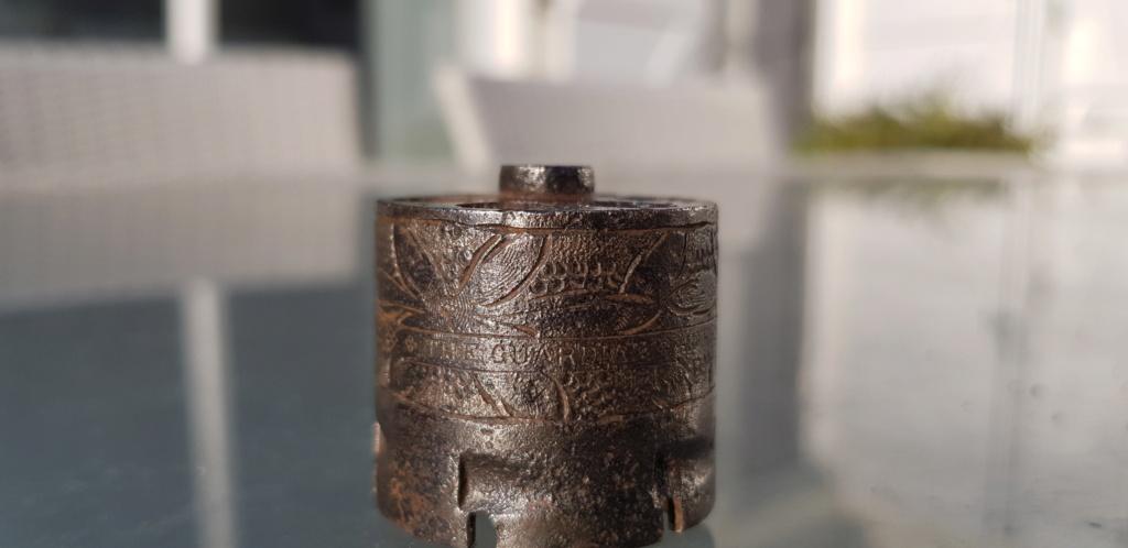 PETIT REVOLVER LE GUARDIAN & AMERICAN MODEL 1878 7 mm, Lefaucheux 20201148