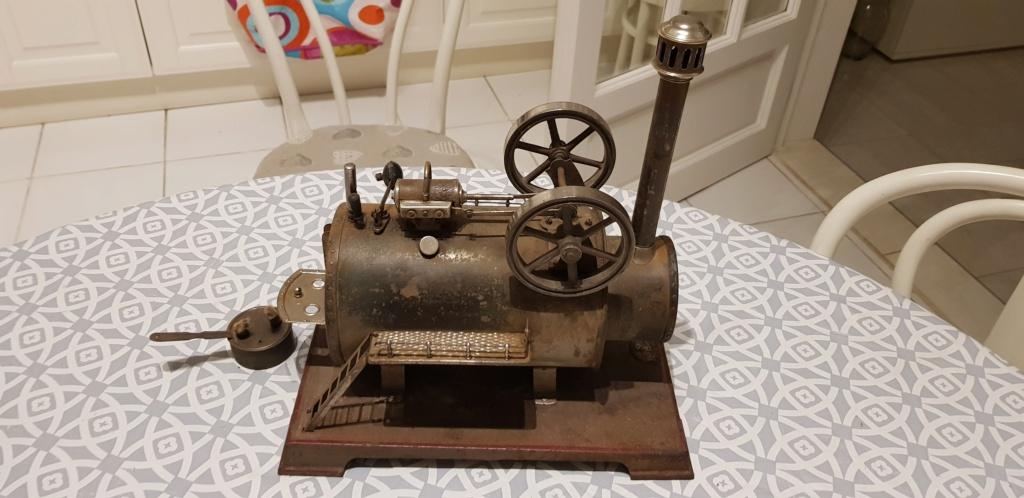 Machine à Vapeur Joseph Falk  20210114