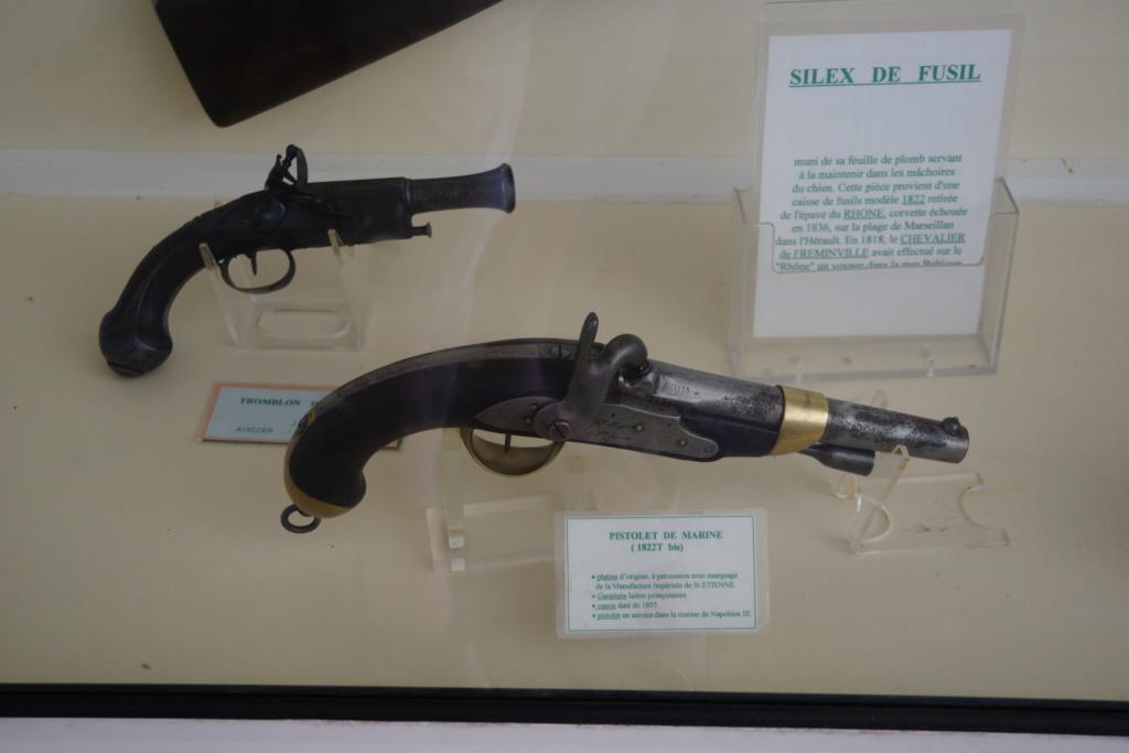 Visite du fort Napoléon  aux saintes Dsc05011