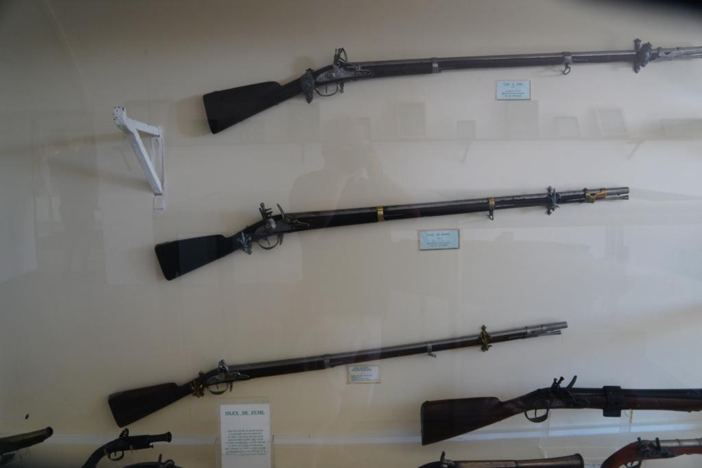 Visite du fort Napoléon  aux saintes Dsc05014