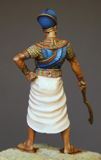 Ramses II, terminé. Img_5917