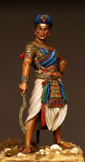 Ramses II, terminé. Img_6012