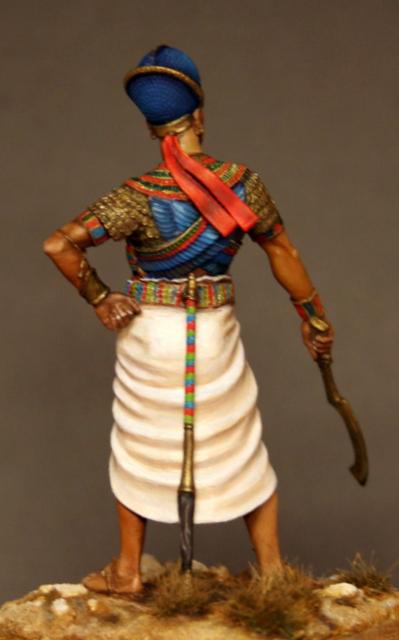 Ramses II, terminé. Img_6013