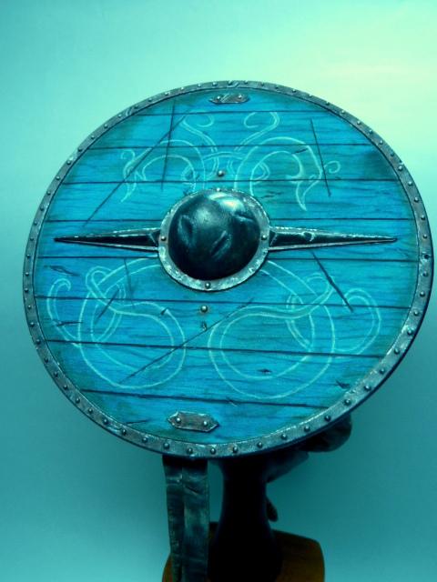 Lagearta , guerrière Viking , NUTSPLANET , 250mm P1070825