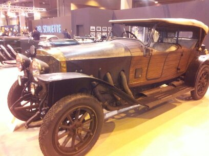 Retromobile 2016 Merced10