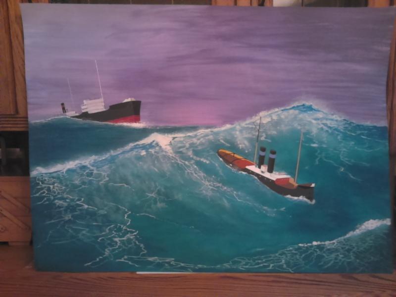 Peinture maritime : nouveau hobby ? - Page 6 Dsc_0710