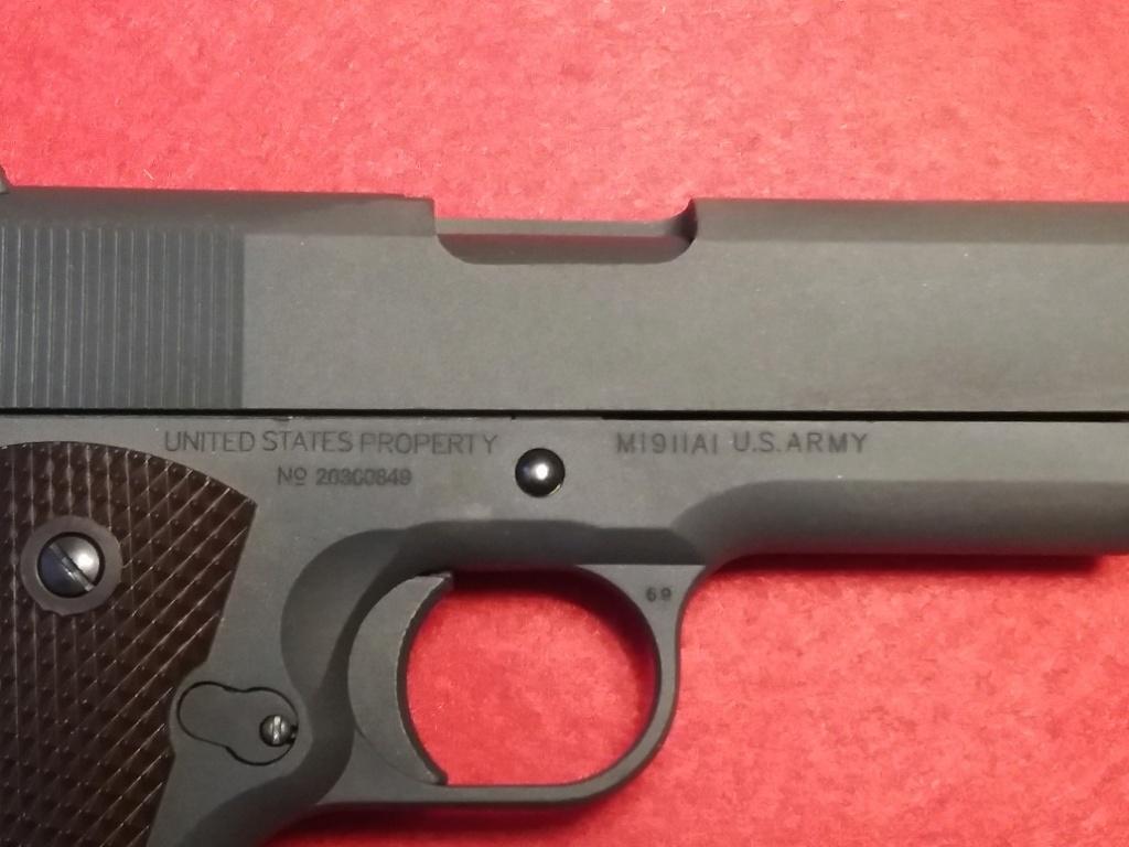 Meilleure réplique airsoft tout métal de Colt 1911 A1 ? 1104